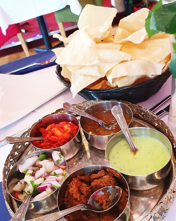 Food Pic 9 - The 29029 Restaurant - Indian and Nepalese cuisine in Wareham Dorset