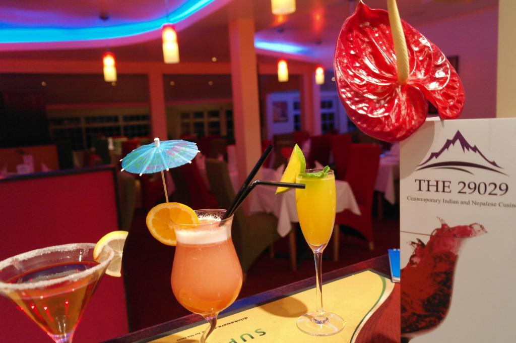 Book A Table - The 29029 Restaurant Wareham