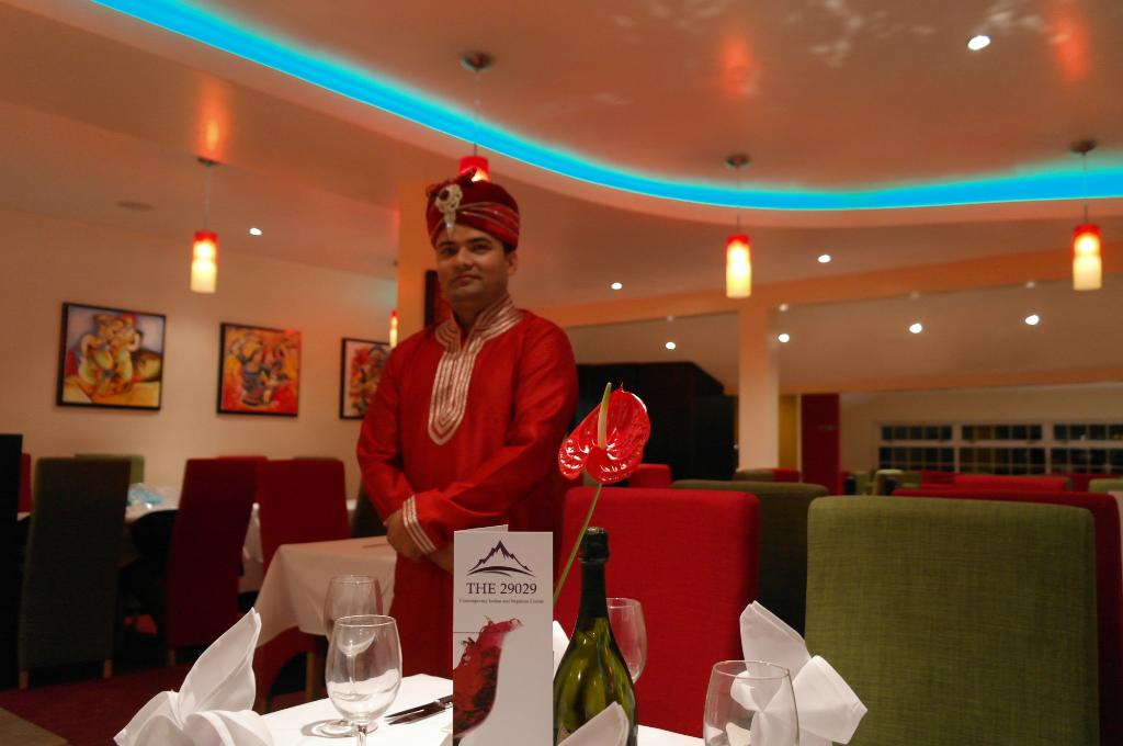 Book a Table for Indian and Nepalese Cuisine - The 29029 Wareham