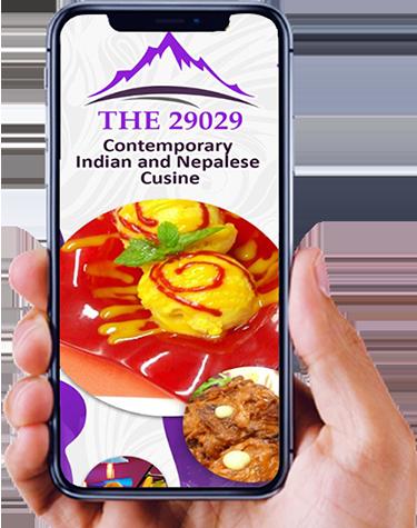 Mobile App- The 29029 Wareham Restaurant